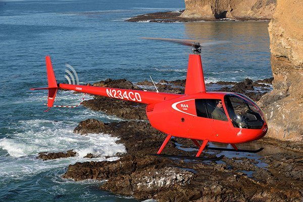 Robinson Helicopter Insurance Program