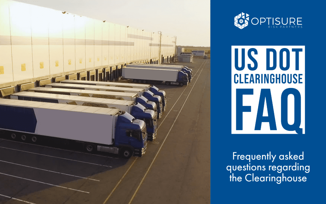 Commercial Drivers Licence (CDL) – Clearinghouse